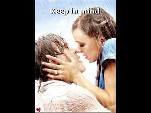 Фильм о поцелуях «Kiss The Rain»