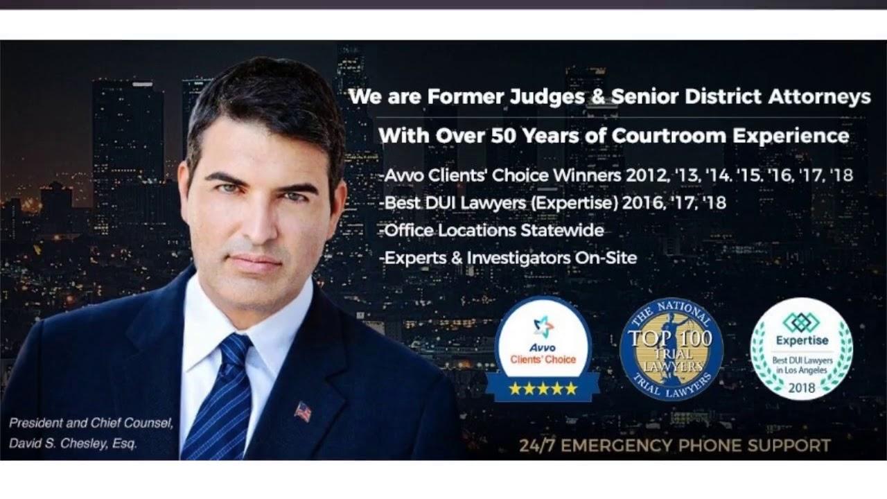 David Chesley DUI Attorney in Los Angeles, CA