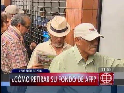 América Noticias: [TITULARES MEDIODIA 27/04/16]