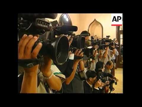Member of Myanmar's Junta on official visit to Thailand