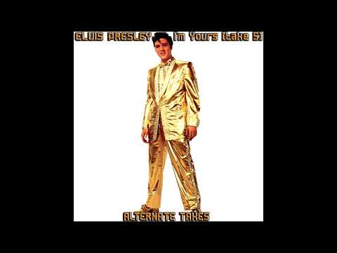 Elvis Presley - I'm Yours [take 5], [Super 24bit HD Remaster], HQ
