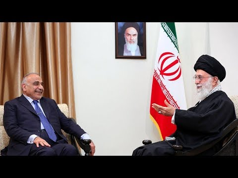 Iran's Top Leader Urges U.S. Forces Exit From Iraq