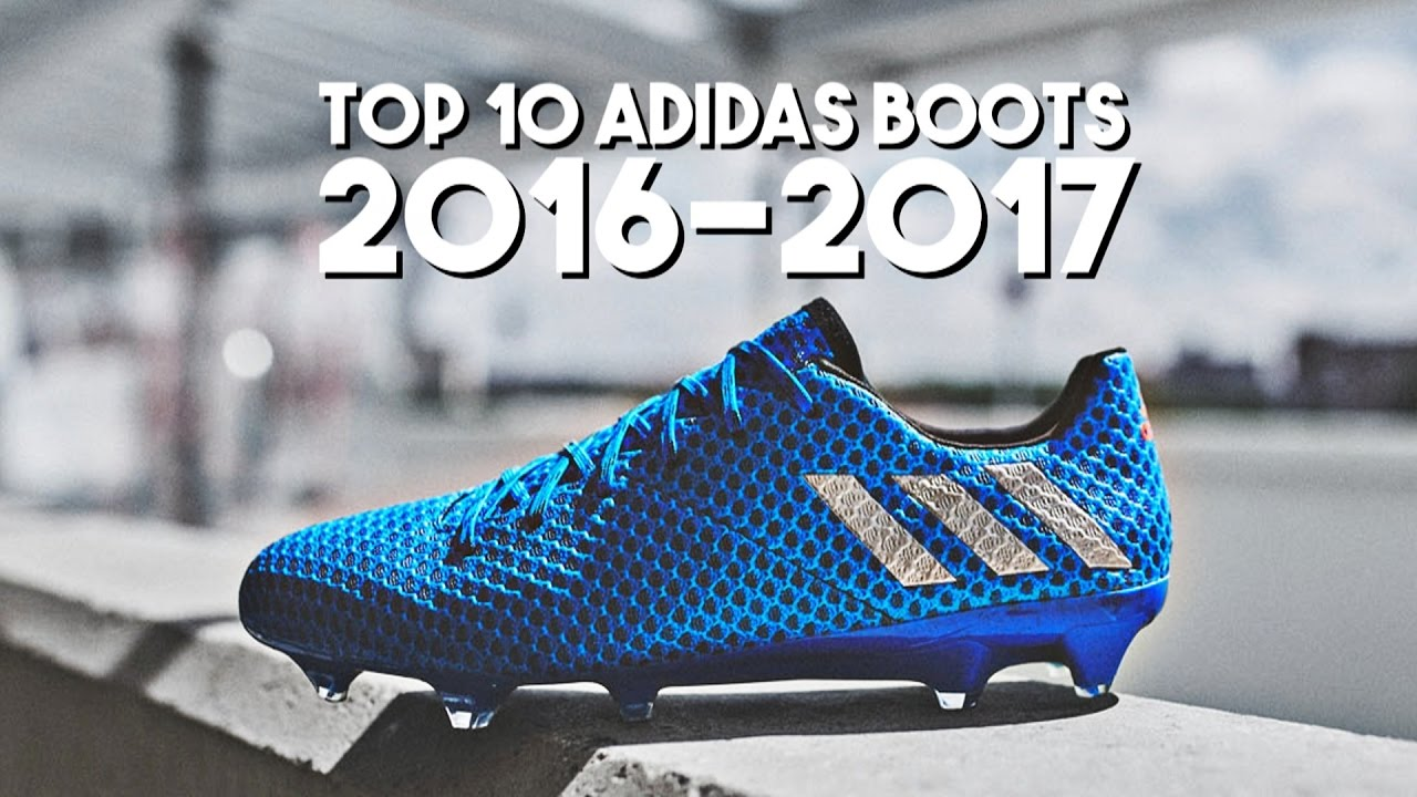 adidas soccer boots 2017