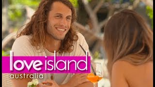Elias and Francoise have instant chemistry | Love Island Australia 2018