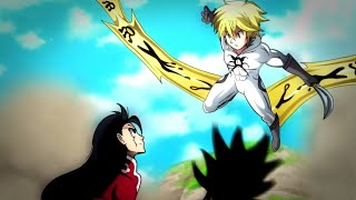 「 Amv 」meliodas Demon New Form Miracle