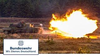Scharfer Schuss: Deutsche und Polen üben gemeinsam - Bundeswehr