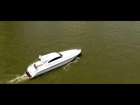 Leopard 23 - The most luxurious yacht in Bangkok [Khana Yacht Charter - เช่าเรือ ยอร์ช กรุงเทพ]