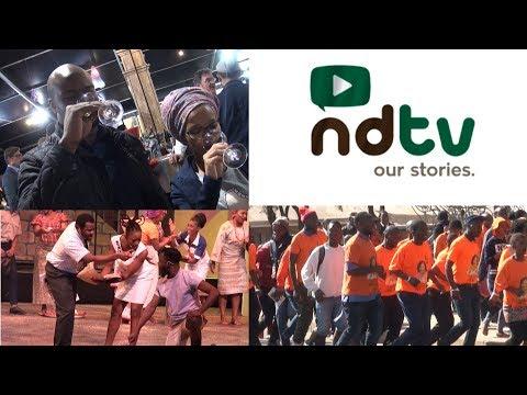 Nigeria Diaspora Television NDTV 5