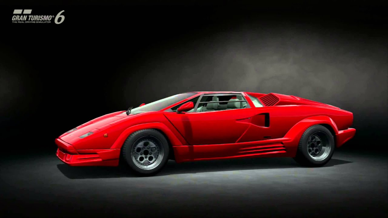 maxresdefault Elegant Lamborghini Countach 25th Anniversary Specs Cars Trend