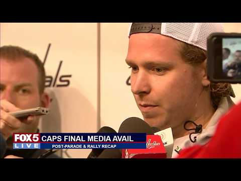 FOX 5 LIVE (6/13): Ovechkin talks post-parade plans for the CAPS; narcotics charges in Chicago