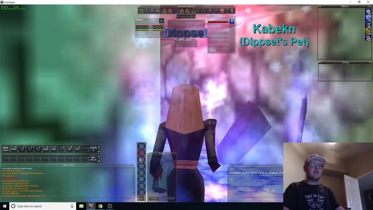 Everquest Dark Elf Enchanter and Animation Pets Guide