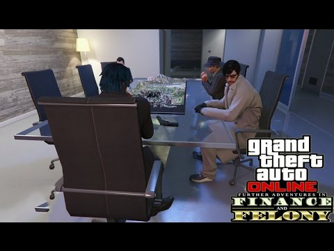 GTA Online: CEO Selling Full Small Warehouse Goods