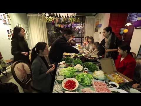 How I celebrate Chinese New Year 2018 and my birthday?