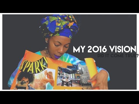 How Making A Vision Board Changed My Life