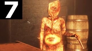 LETHE Episode One Part 7 - Walkthrough Gameplay (No Commentary) (Steam Indie Horror Adventure Game)