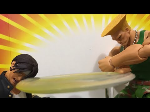 Storm Collectibles Street Fighter II 軍佬Guile Review 開箱  Unboxing