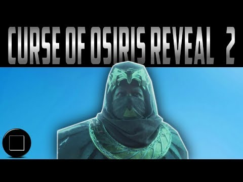 Destiny 2 - Curse Of Osiris Reveal 2