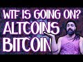 BITCOIN & ALTCOIN EVALUATION  WTF IS GOING ON  Spreadsheet Access In Description