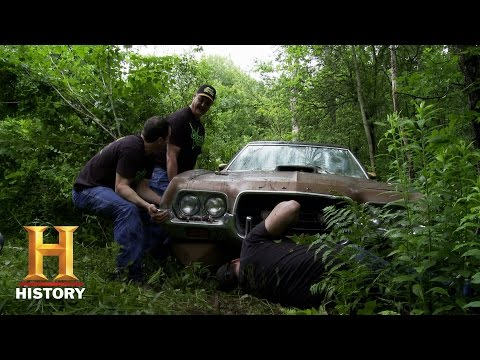 American Restoration: Brian's Torino  History