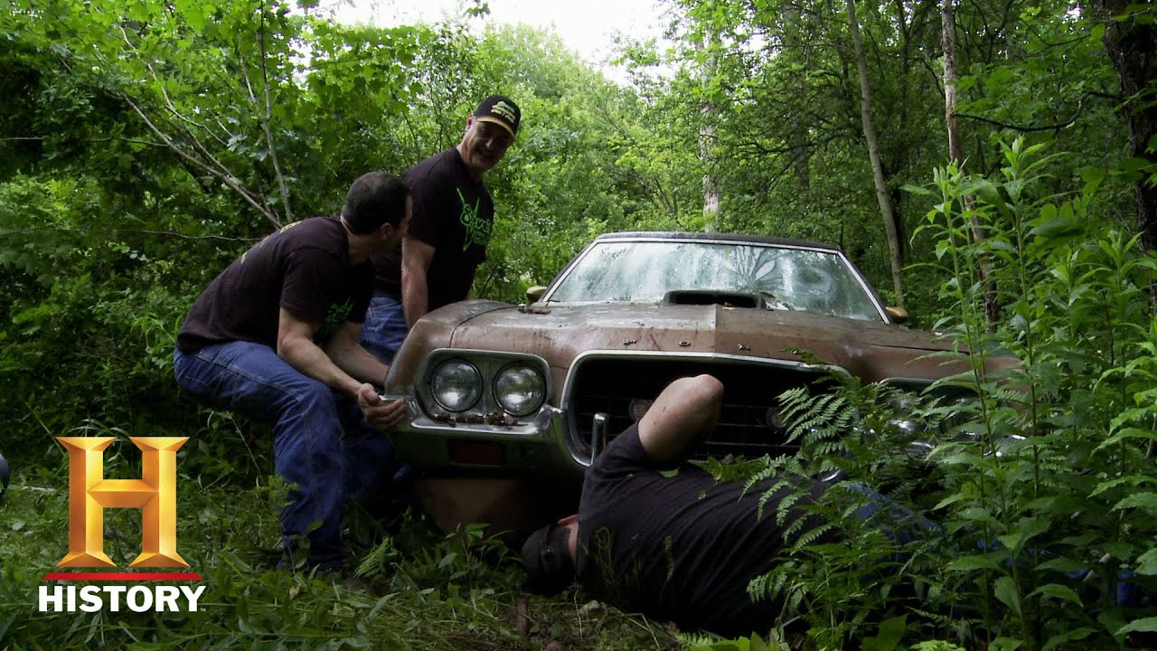 American Restoration: Brian\'s Torino | History - YouTube