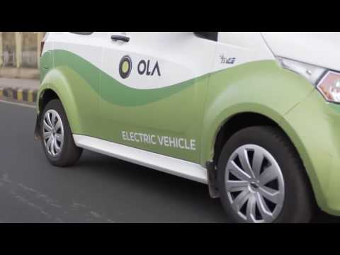 Thumbnail: Ola partners with Govt to build an Electric Mobility Ecosystem