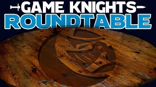 Game Knights: Roundtable – Unsanctioned l #01 I Magic: the Gathering Commander / EDH