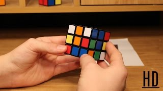 How To Solve a 3x3 Rubik's Cขbe [Easiest Tutorial in HD]