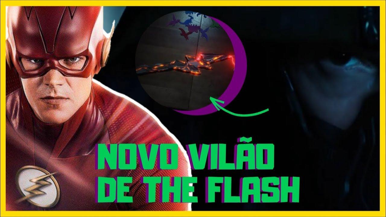 CICADA, o Novo Vilão da 5ª Temporada de The Flash ‹ 221b ›