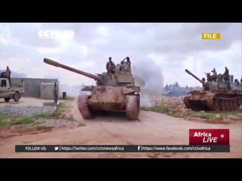 Libya peace deal: U.N. Security Council endorses U.N.-brokered agreement