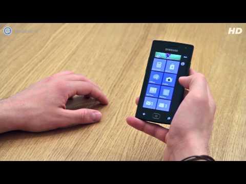 Samsung Omnia W teszt - GSM online™