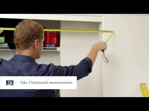 Measuring For A Bifold Door