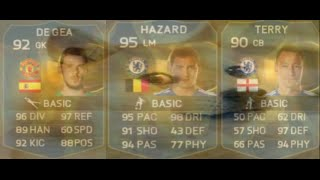 95 Rated Hazard In A Pack! - 4 BPL TOTS! Insane Pack Opening!