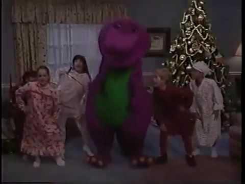 Barney & the Backyard Gang Waiting for Santa (Part 1 ...