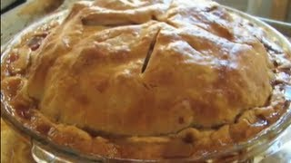 Easy Apple Pie Recipe - Classic Apple Pie Filling