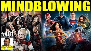 MINDBLOWING –The Suicide Squad Cast, Ayer Cut, Henry Cavill Superman, Snyder Cut Release Tinfoil