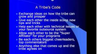 What is Tribe Syndication?
