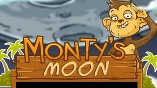 Monty's Moon Walkthrough