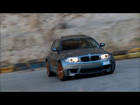 Смотреть BMW 135i 1M Drift онлайн