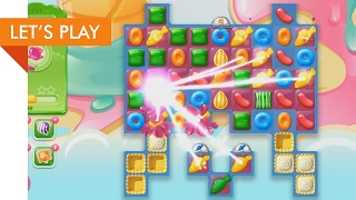 Let's Play - Candy Crush Jelly Saga (Level 743 - 751)