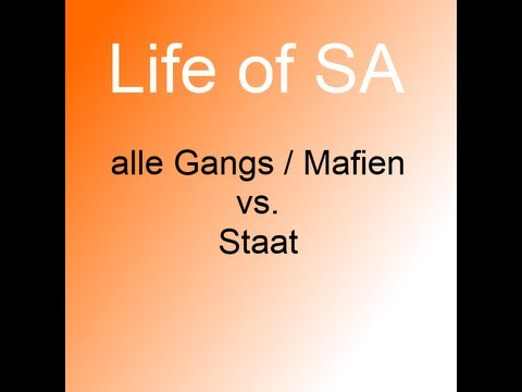 Life of San Andreas | Staat vs. Gangs [SA:MP] (Roleplay Server)