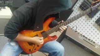 Minh Nguyen - Tutorial Guitar solo Còn ta với nồng nàn (rock version)