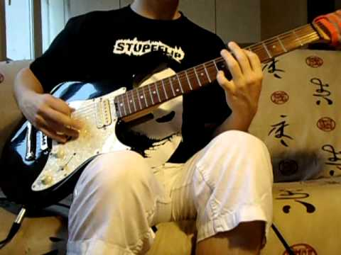 Buckethead - The Return Of Captain EO (Guitar Cover)