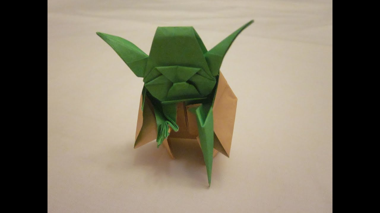 How To Make Star Wars Origami