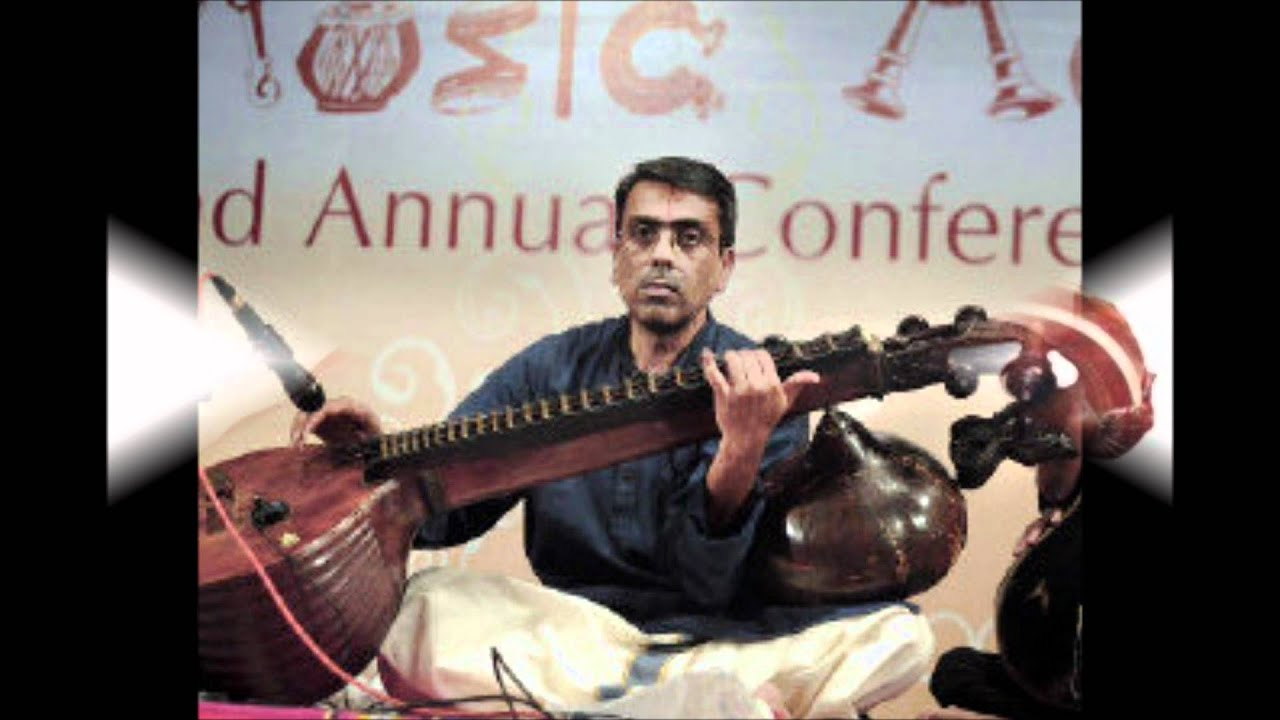 Smarajanaka Shubhacharitha - Behag - D Balakrishna on the Veena