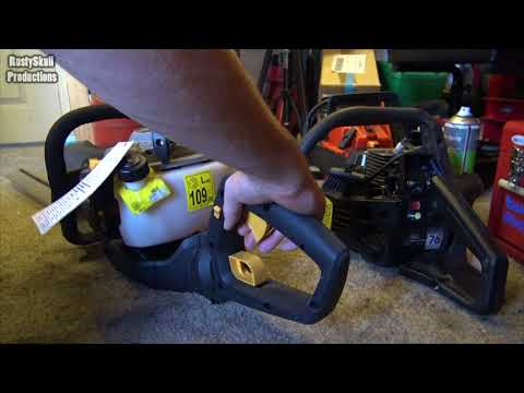 Can You Use Cooking Oil Instead Of 2-Stroke Oil? - RustySkull Productions