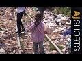🇰🇳 Dealing with Kibera's flying toilets | AJ Shorts