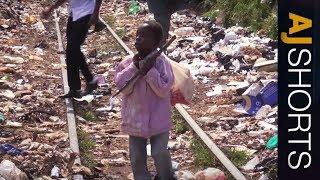 🇰🇳 Dealing with Kibera's flying toilets   AJ Shorts