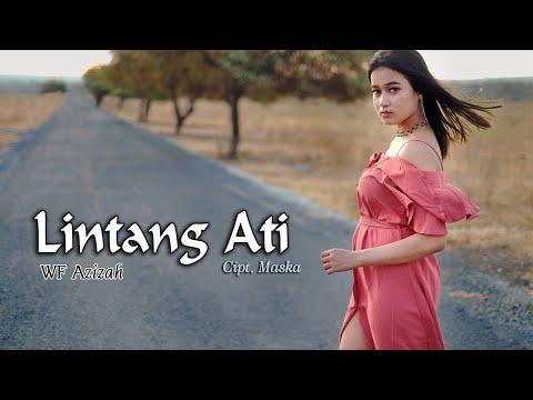LINTANG ATI (Titip Angin Kangen) ~ WF Azizah  ||  Ukelele Video Lyric