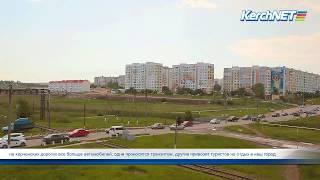Керченский автомобильный трафик