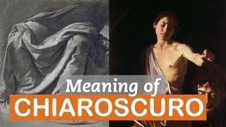 The Power of Chiaroscuro | Art Terms | LittleArtTalks